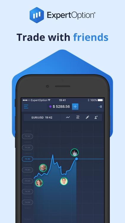 Expertoption mobile trading