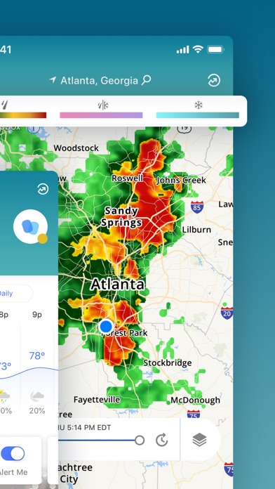 download Weather - The Weather Channel apps 4