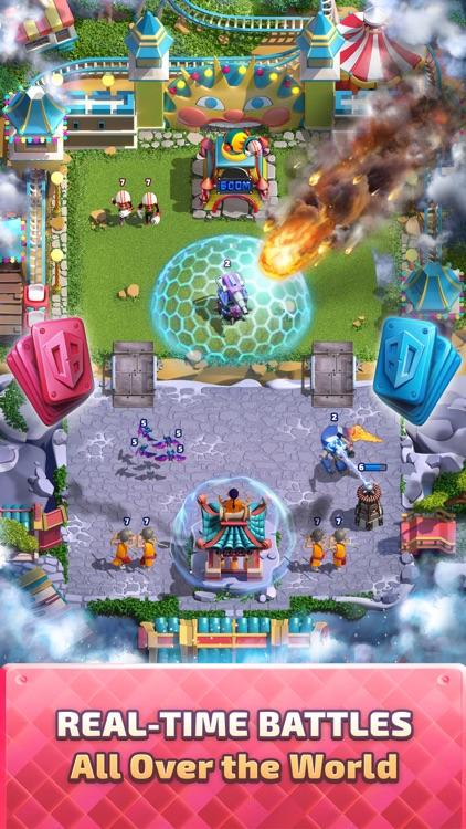 Boom Day: card battle screenshot-4