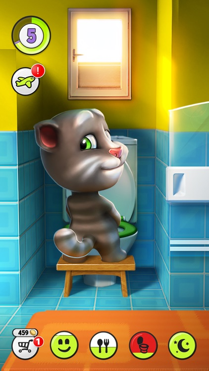 My Talking Tom screenshot-1