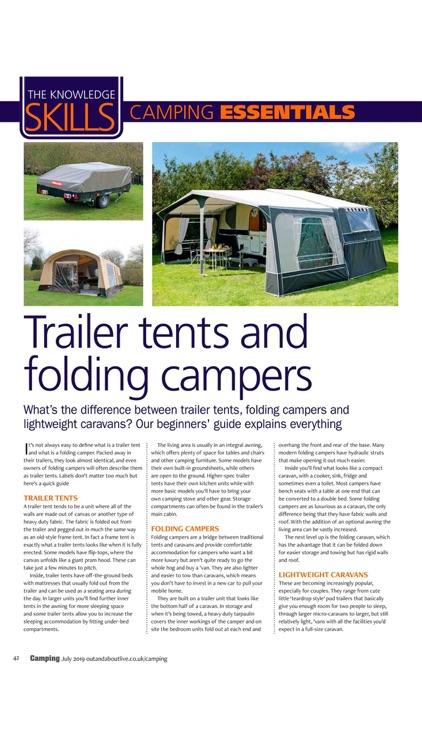 Camping Magazine screenshot-4