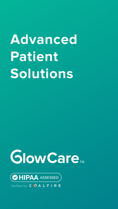 GlowCare for Patients Screenshot
