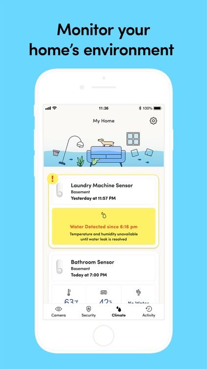 Kangaroo: Simple Home Security screenshot-3