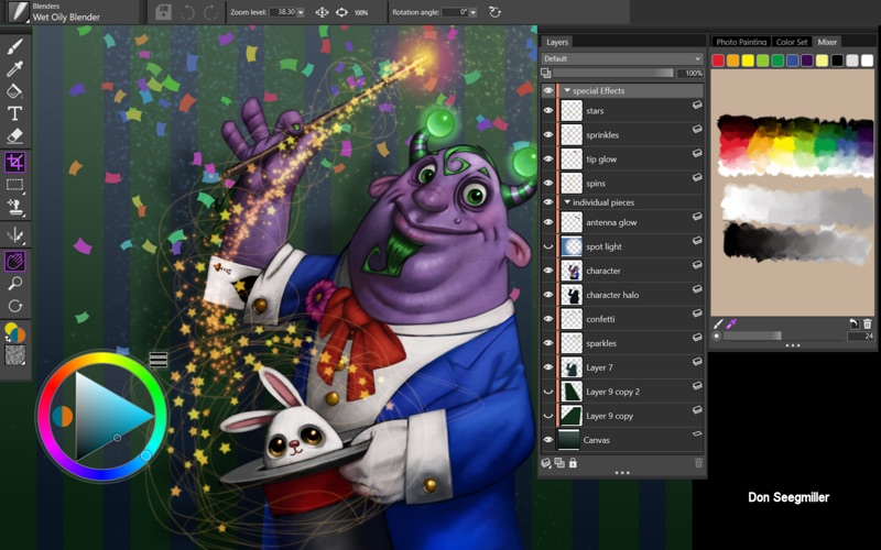 Corel Painter Essentials for Mac