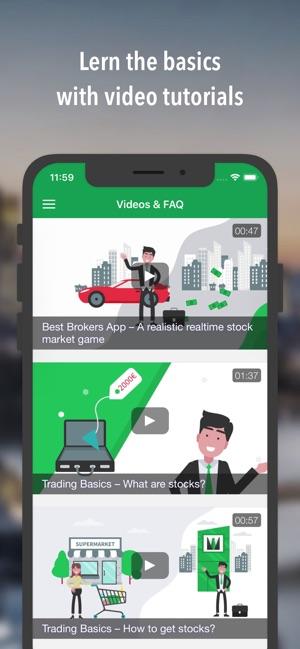 best brokers app iota kryptowährung lange investieren