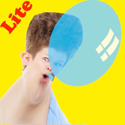 Crazy Helium Funny Face App