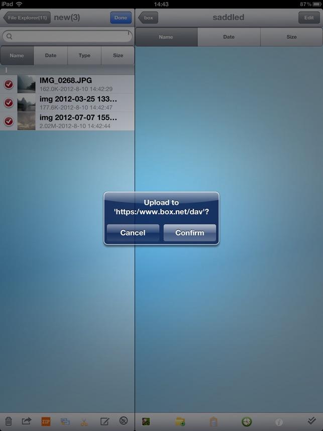 My WebDAV on the App Store