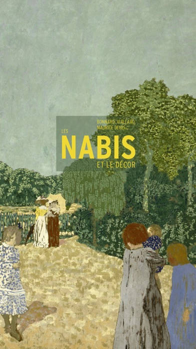 Nabis screenshot 1