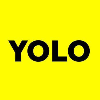 YOLO: Anonymous Q&A Logo