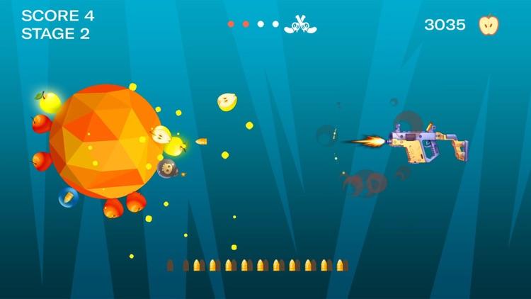 Shooting Fruit Master-Gun Game screenshot-3