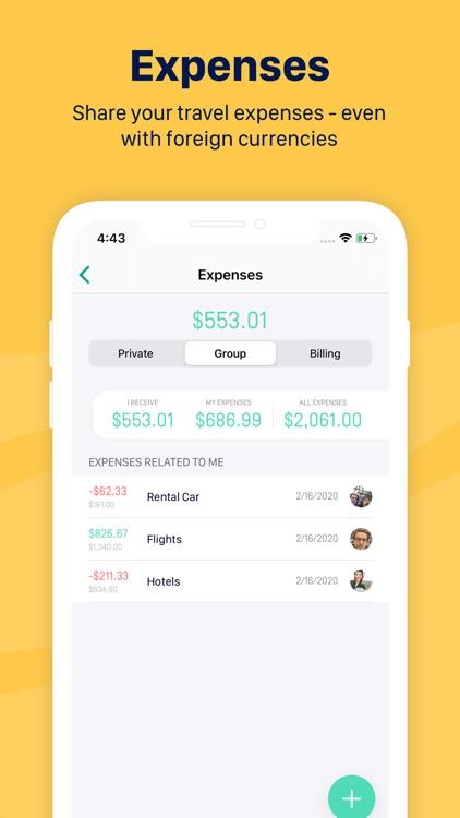 Lambus   Travel Planner screenshot-6