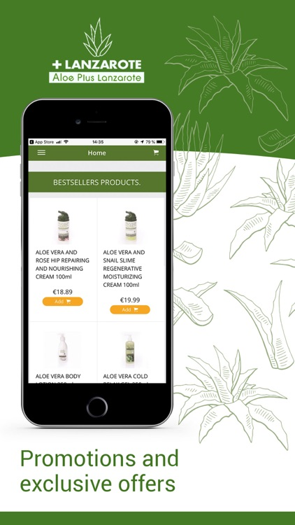 AloePlus - Aloe Vera Products screenshot-4