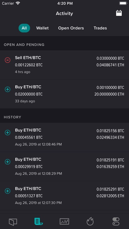 Poloniex Crypto Exchange screenshot-4