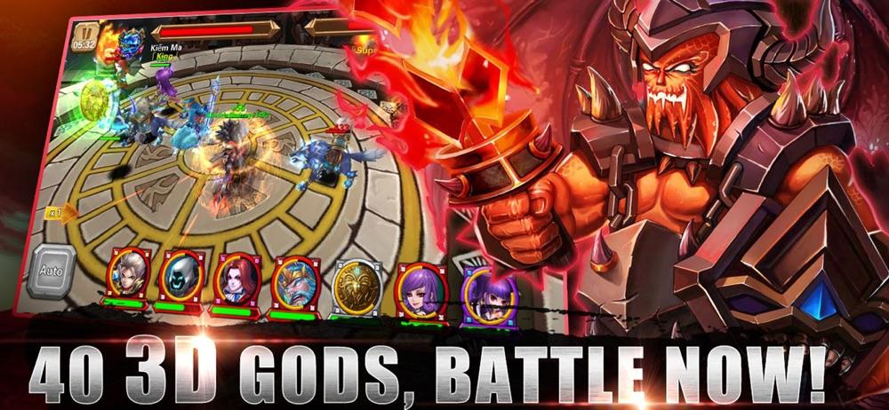 Battle of Gods-Apocalypse