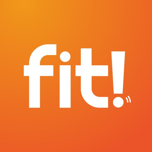 Fit! - the fitness app app logo