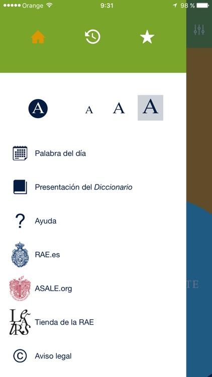 Diccionario del estudiante screenshot-3