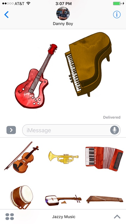 Jazzy Musical Instruments screenshot-4