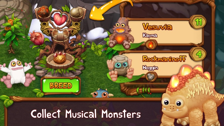 My Singing Monsters DawnOfFire screenshot-0