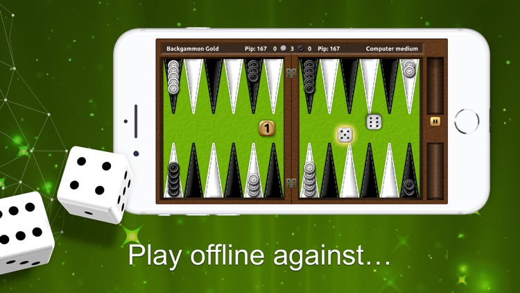 Backgammon Gold screenshot-0