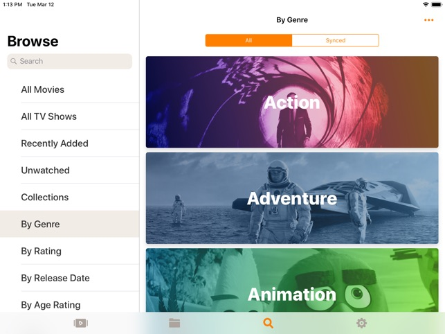 Infuse 6 on the App Store