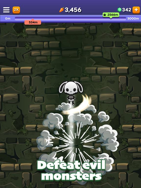 Bunny Launch screenshot 2