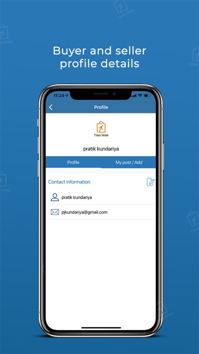 Download Tiles Wale - Business App for Android