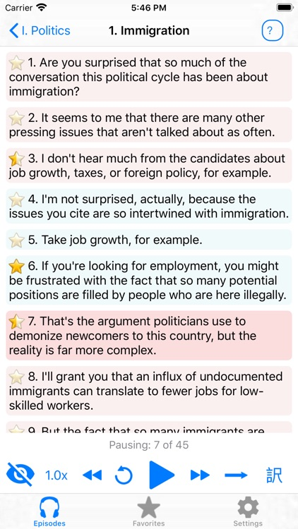 英語 リスニング アプリ