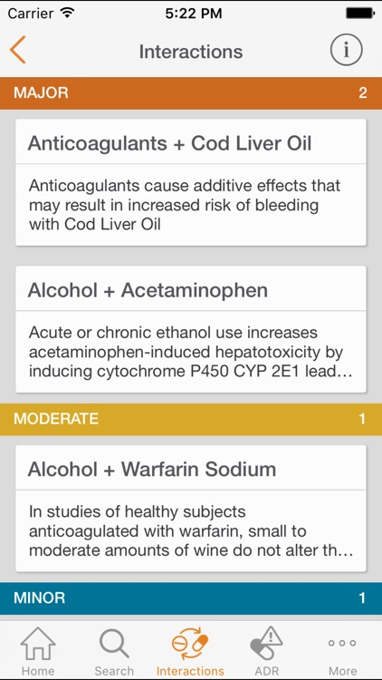 Elsevier Clinical Pharmacology screenshot-4