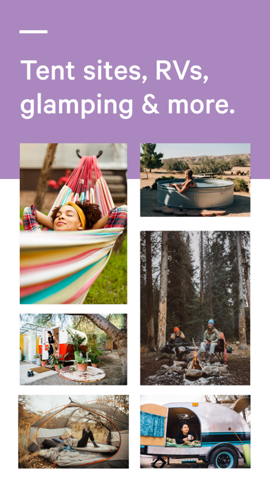 Download Hipcamp: Camping & Glamping for Android