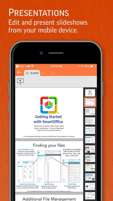 Screenshot for SmartOffice - Document Editing in Austria App Store