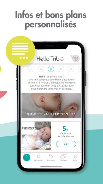 Hello Tribu : bons plans bébé