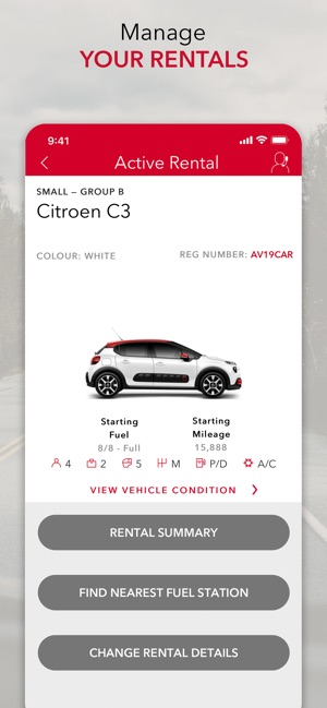 avis car hire on the app store rh apps apple com