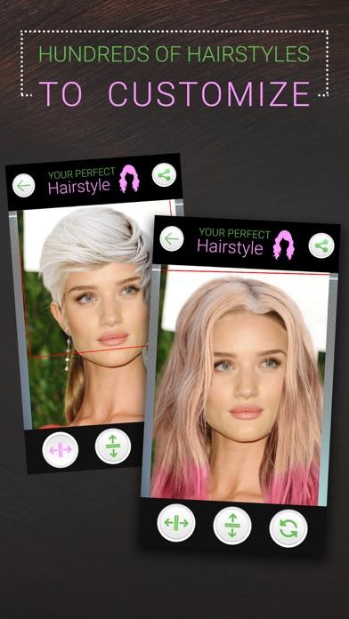 Perfect Hairstyle-Women & Men 7