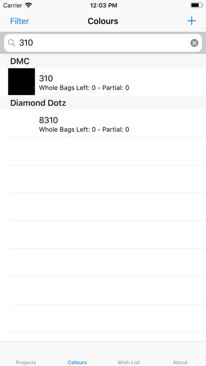 Diamond Painting Logbook screenshot-6