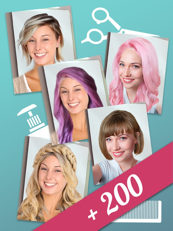 Hair Style Changer New Look App Price Drops