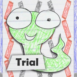 Scribble Worm Trial