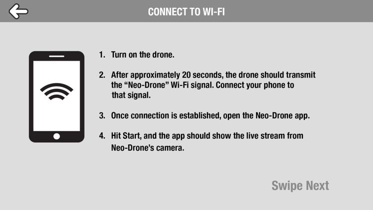 Protocol NeoDrone Wifi
