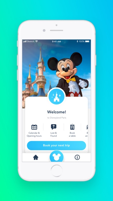 download Disneyland® Paris apps 5