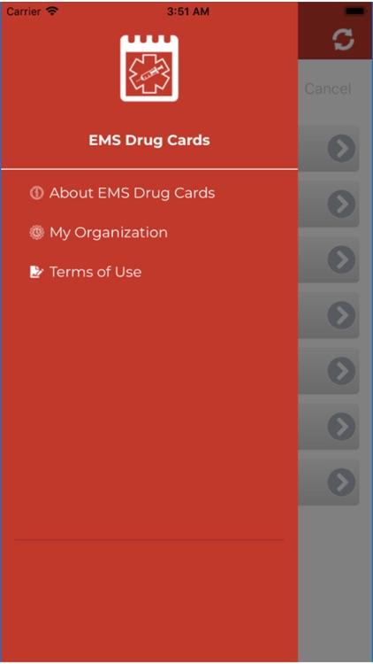 EMS Drug Cards screenshot-5