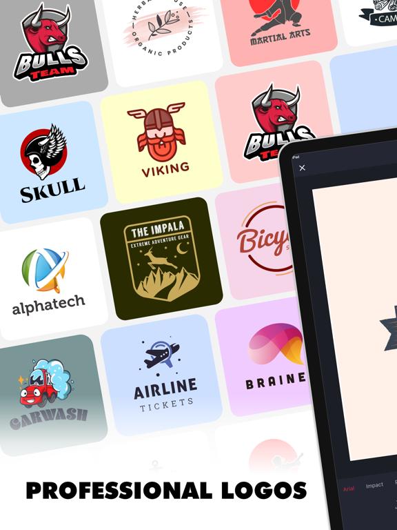 Ipad Screen Shot Logo Maker ' 0
