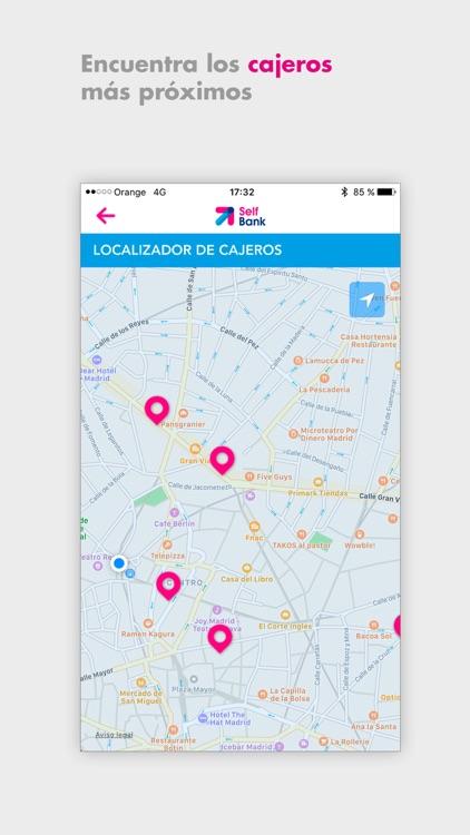 SELF BANK . Tu Banco Móvil screenshot-4