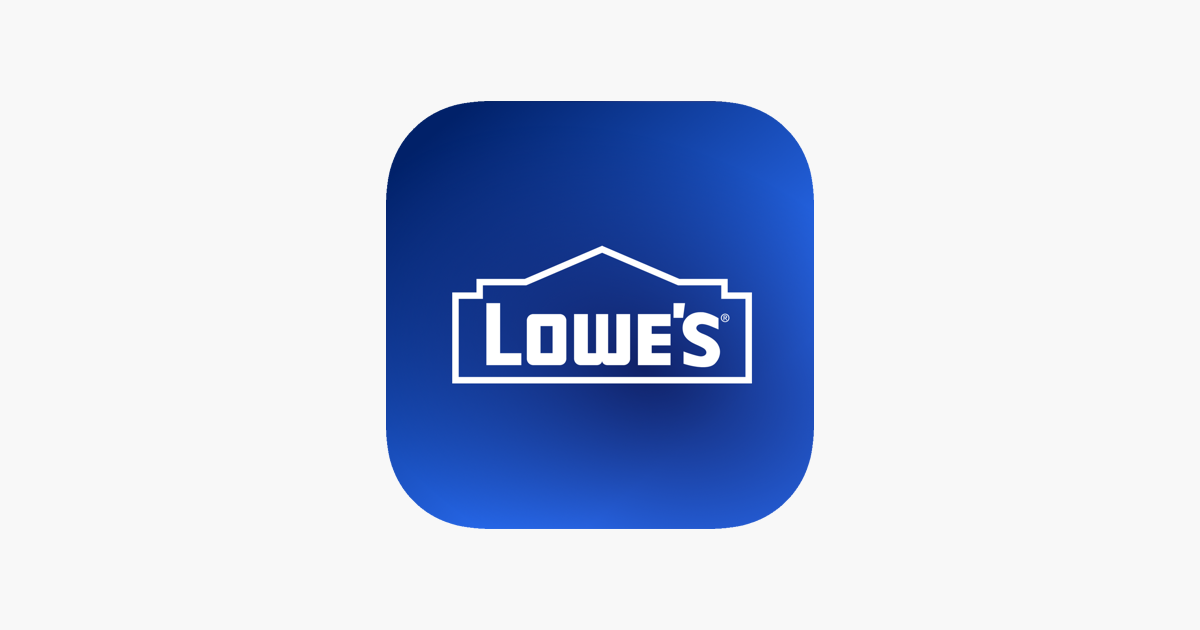 Lowes Paint App >> Lowe S Home Improvement On The App Store