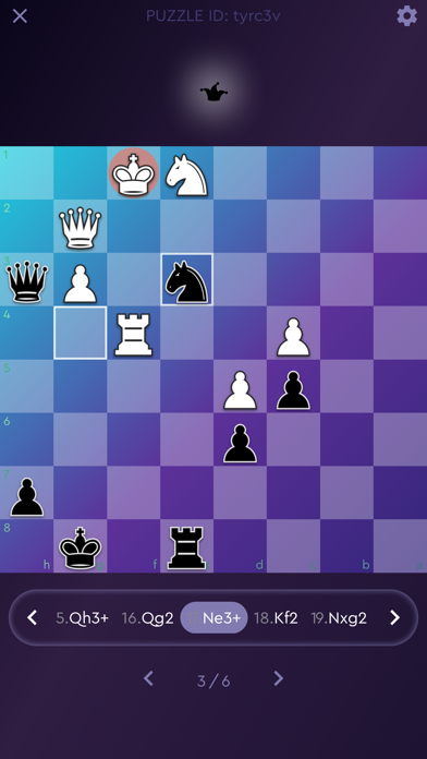Tactics Frenzy – Chess Puzzles på PC