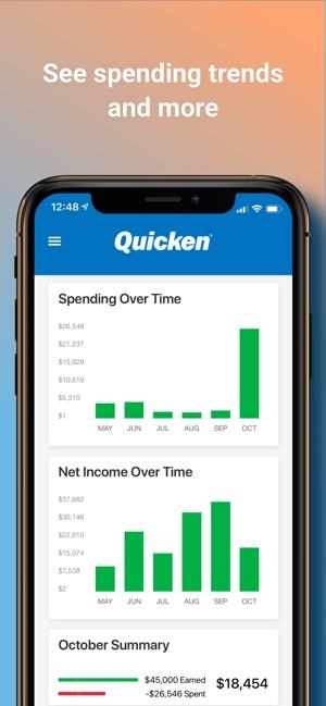 Quicken on the App Store