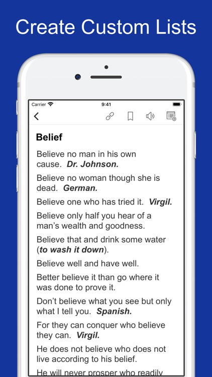 Proverbs, Maxims and Phrases screenshot-4