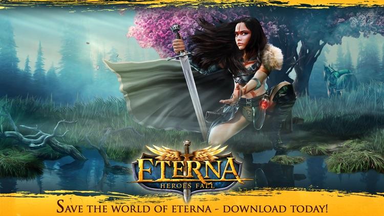 Eterna: Heroes Fall - Deep RPG screenshot-5