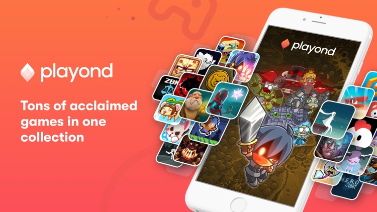 Playond - Games Collection screenshot-0