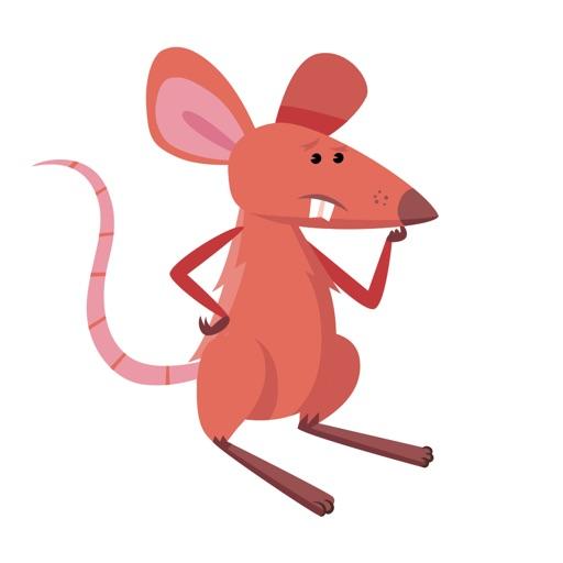 Cute Mice Stickers