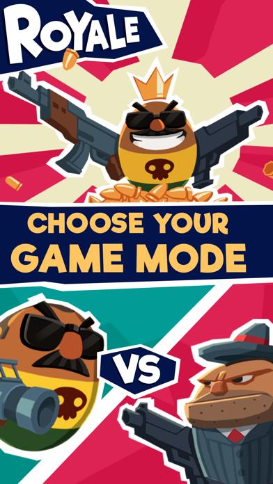 Crime.io - Battle Royale screenshot 1