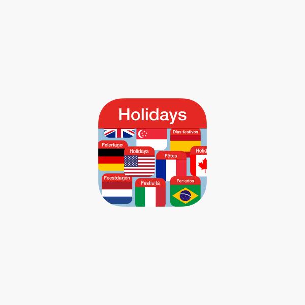 Feestdagen 2020 In De App Store
